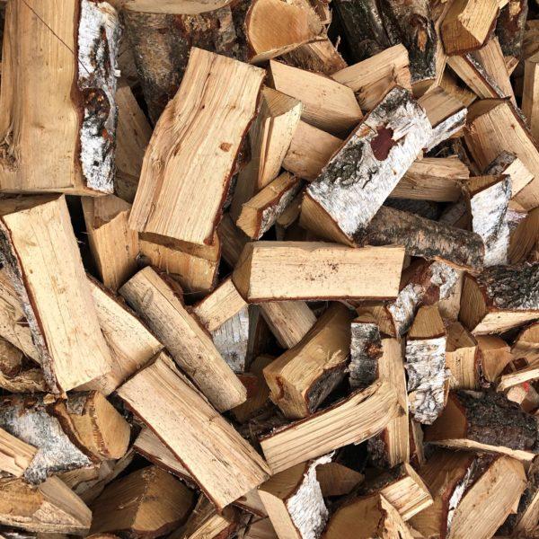 dřevo palivové