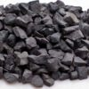 tmavý okrasný kámen Bazalt
