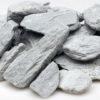 stříbrná kamenná kůra